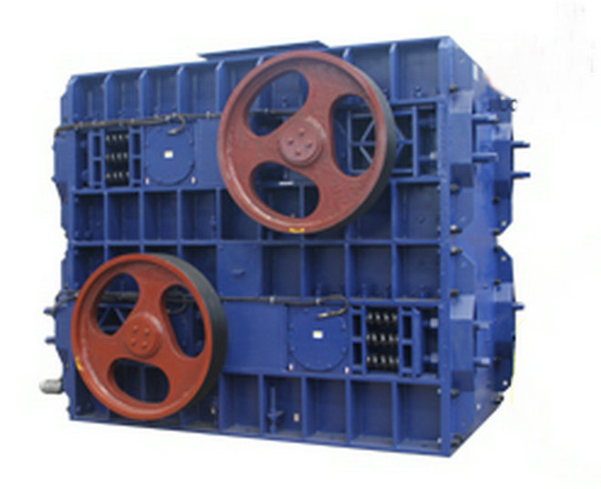 Hot Roller Crusher for Mining Machinery