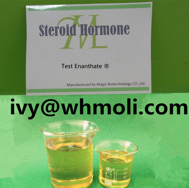 Steroid Oil Testosterone Enanthate 250mg/Ml with Safe Delivery