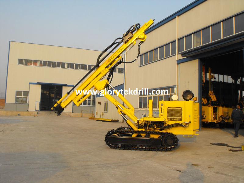 580H(D) compressed air quarry drilling machine