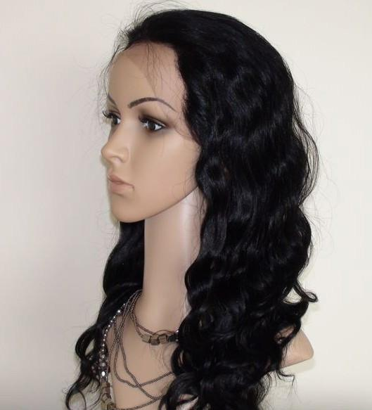 Lace Front Remy Hair Wig 76