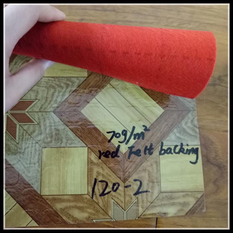 Vinyl PVC Flooring with Non Woven Backing
