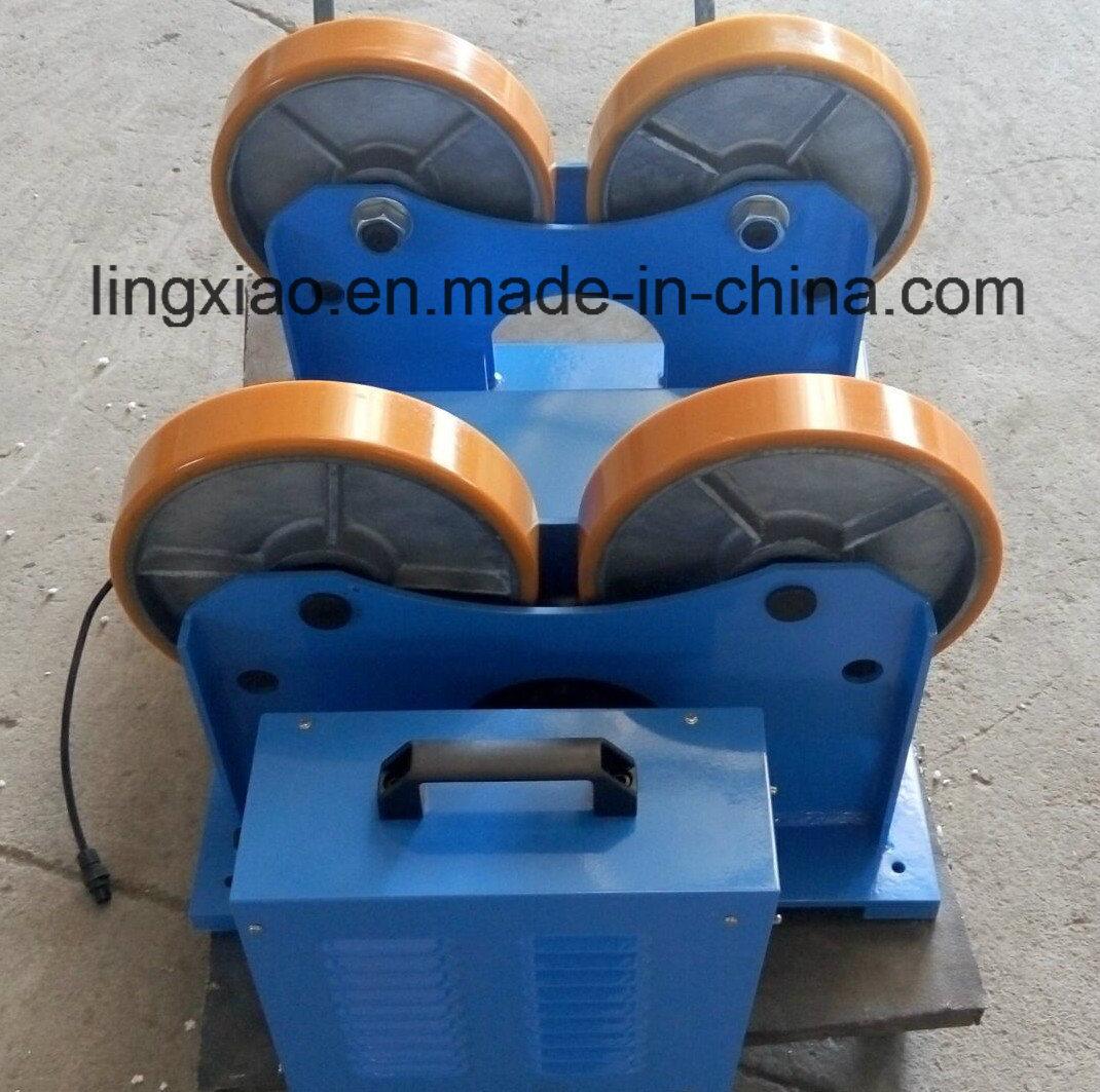 Ce Certified Welding Rotator Hdtr-1000 for Circular Welding