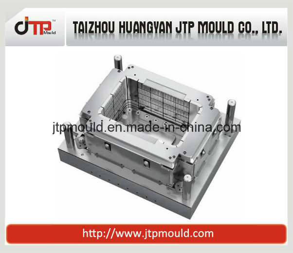 Widely Use Collapsible Plastic Injection Crate Mould