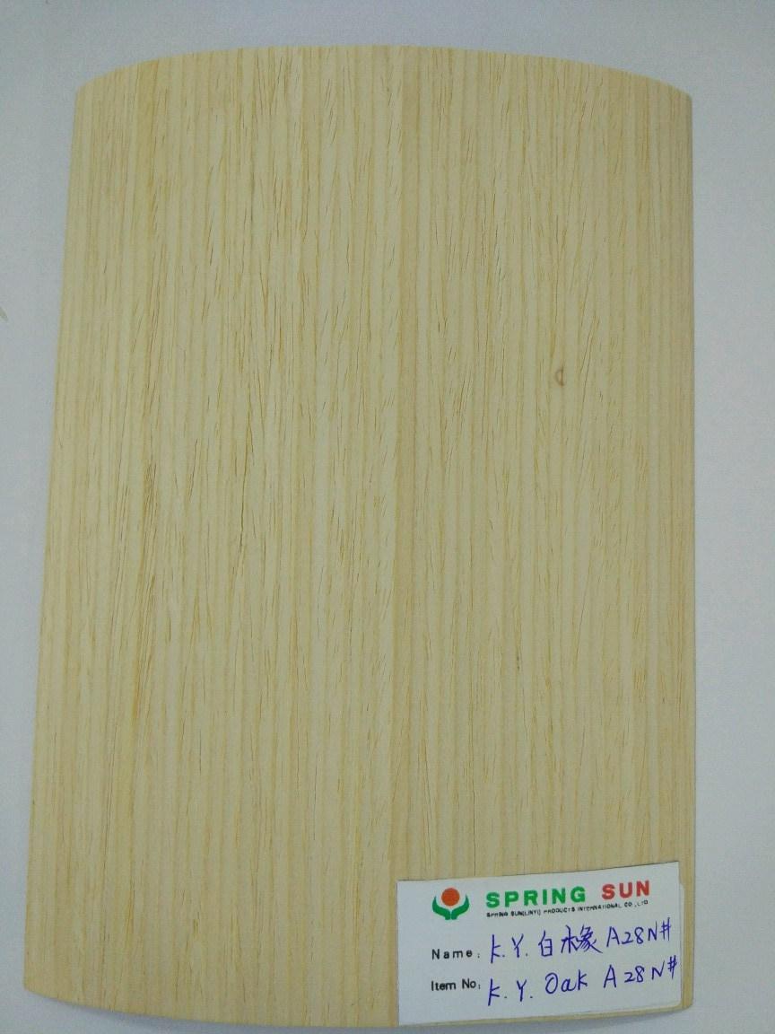 China Natural Wood Veneer for Furniture