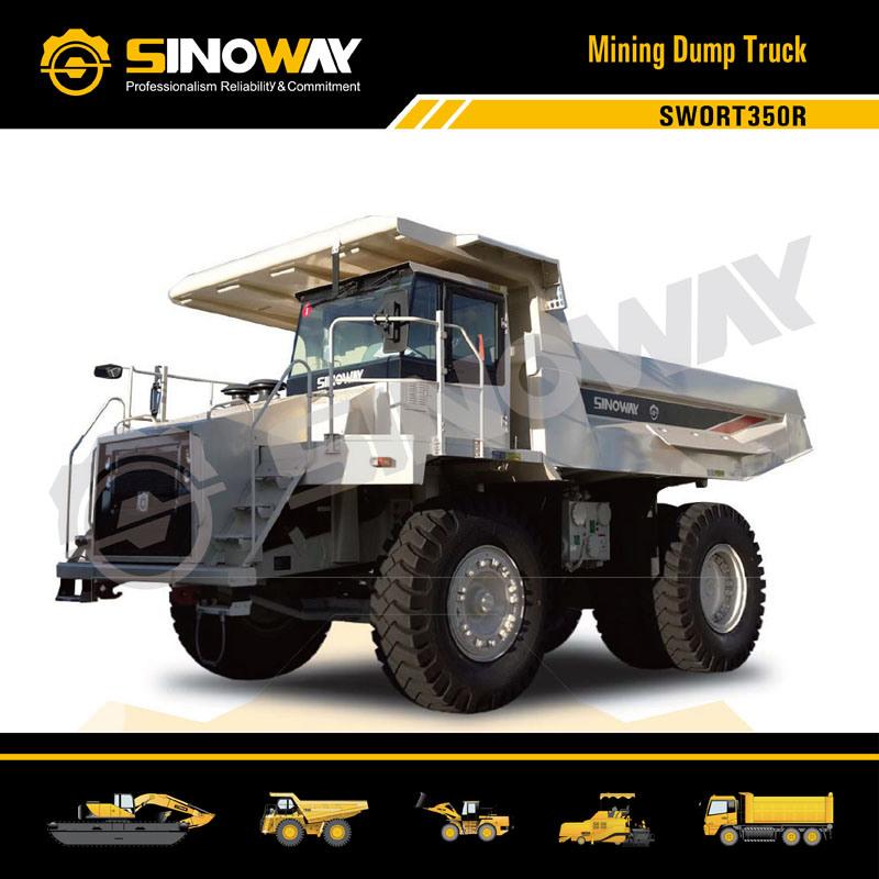 Mining Dump Truck with 32 Ton Loading Capacity