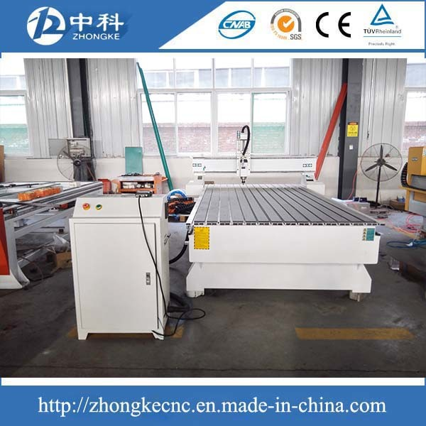 T-Shape Bed Structure 1325 Working Area CNC Router