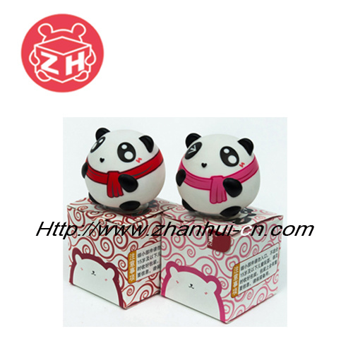 Vinyl Toy for Tang Tang Bear Plastic Toy Animal Toy