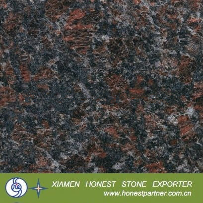 Polished Natural Stone Granite for Tile and Slab