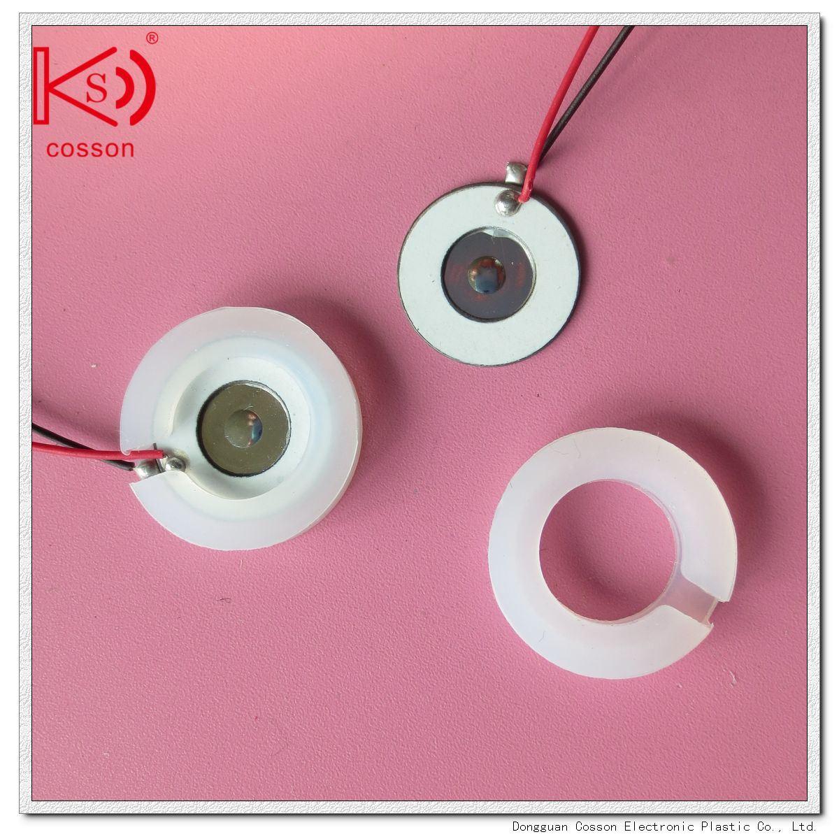 Cheaper 20mm 113kHz 10um Piezoelectric Ceramic Ultrasonic Atomizer