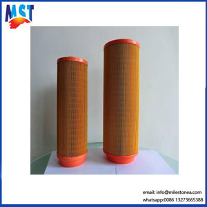 Milestone Air Filter A3740947104 for Benz Truck
