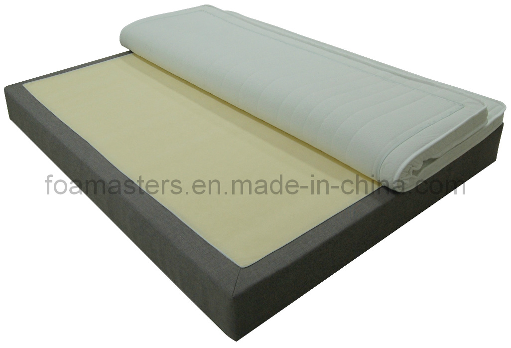 Pocket Spring Mattres with Removable Memory Foam Topper (BMU-9805)