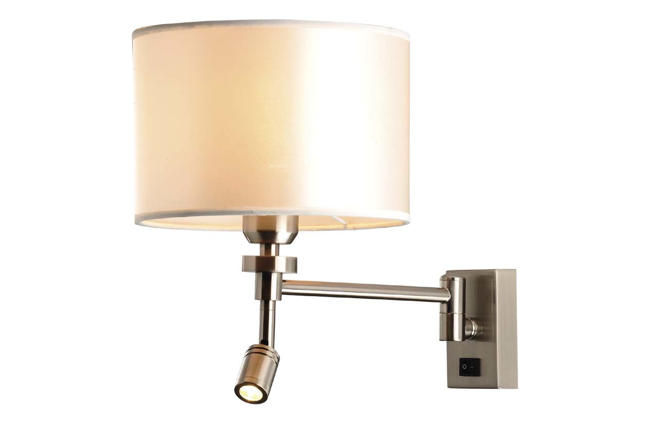 Bedside Reading Lamps Captivating With LED Reading Lamp Bedside Hotel Photo