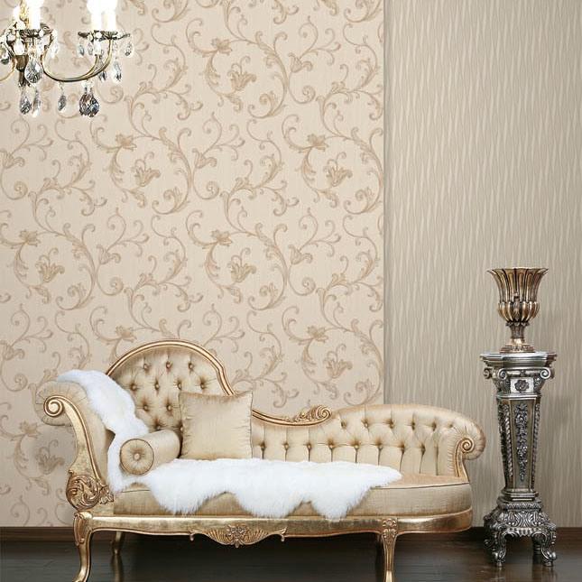 China living room mirror gold glitter wallpaper photos for Glitter wallpaper living room
