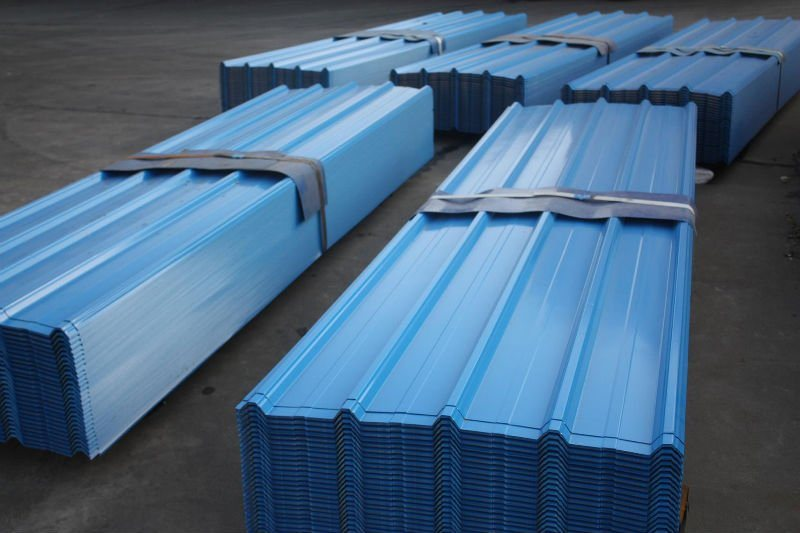 The High Qiality Dx51d Galvanized Steel Sheet