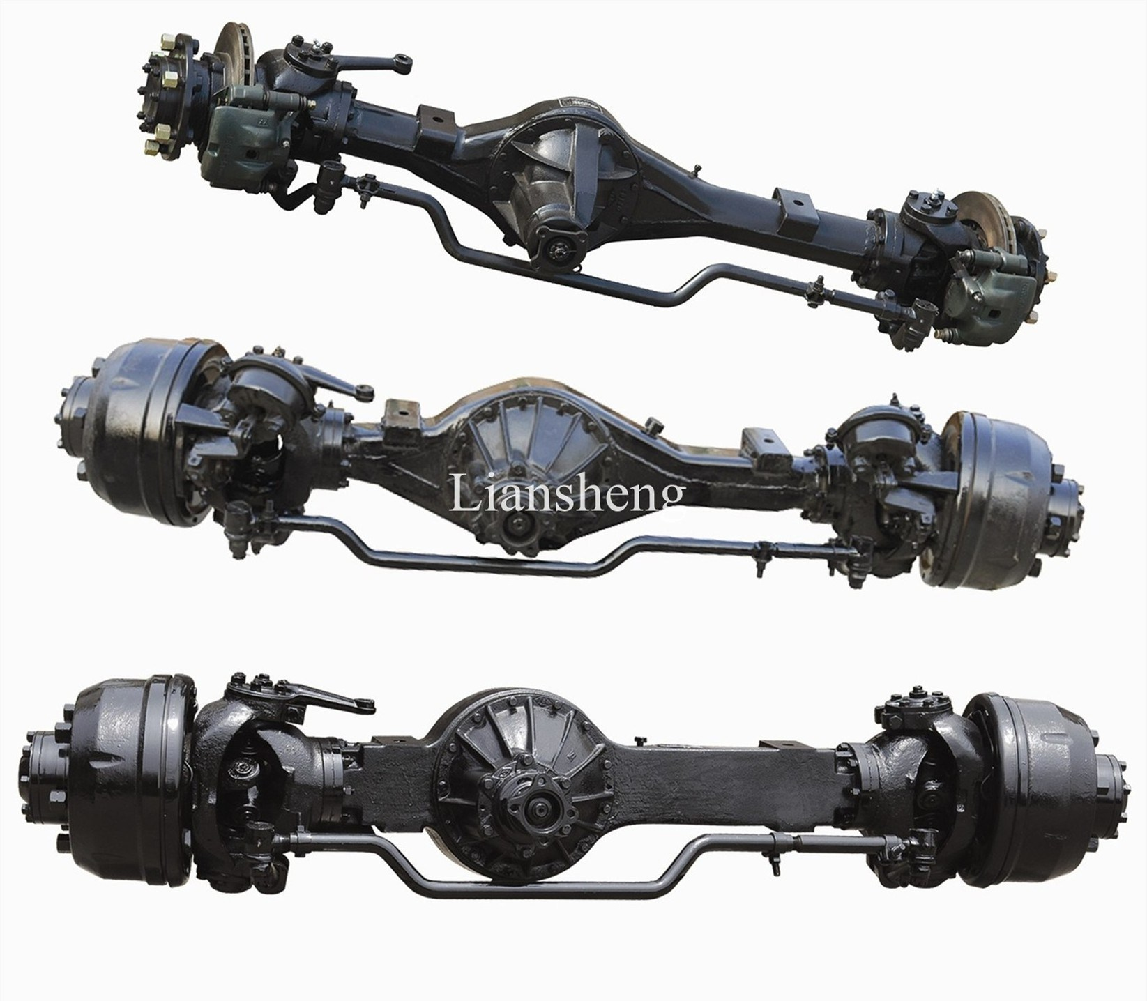 Wagon Front Axle : China truck front driving axle ls a steer