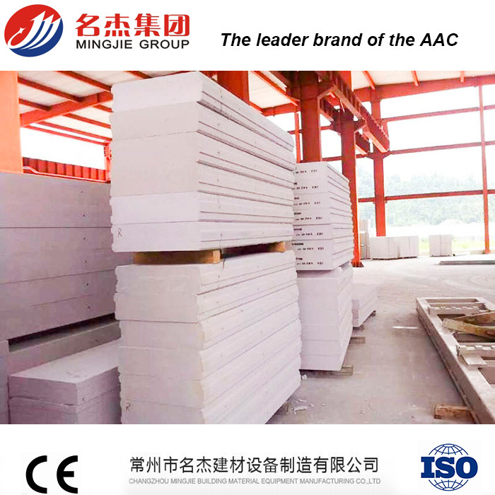 Autoclave Aerated Concrete Wall Panel Forming Machine 100000m3 - 150000m3