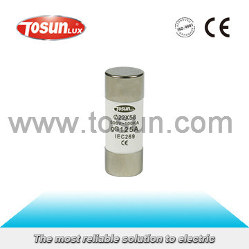 Cylindrical Low Voltage Fuse Link