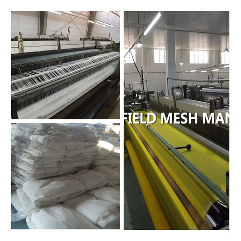 Low Elongation Polyester Mesh Fabric