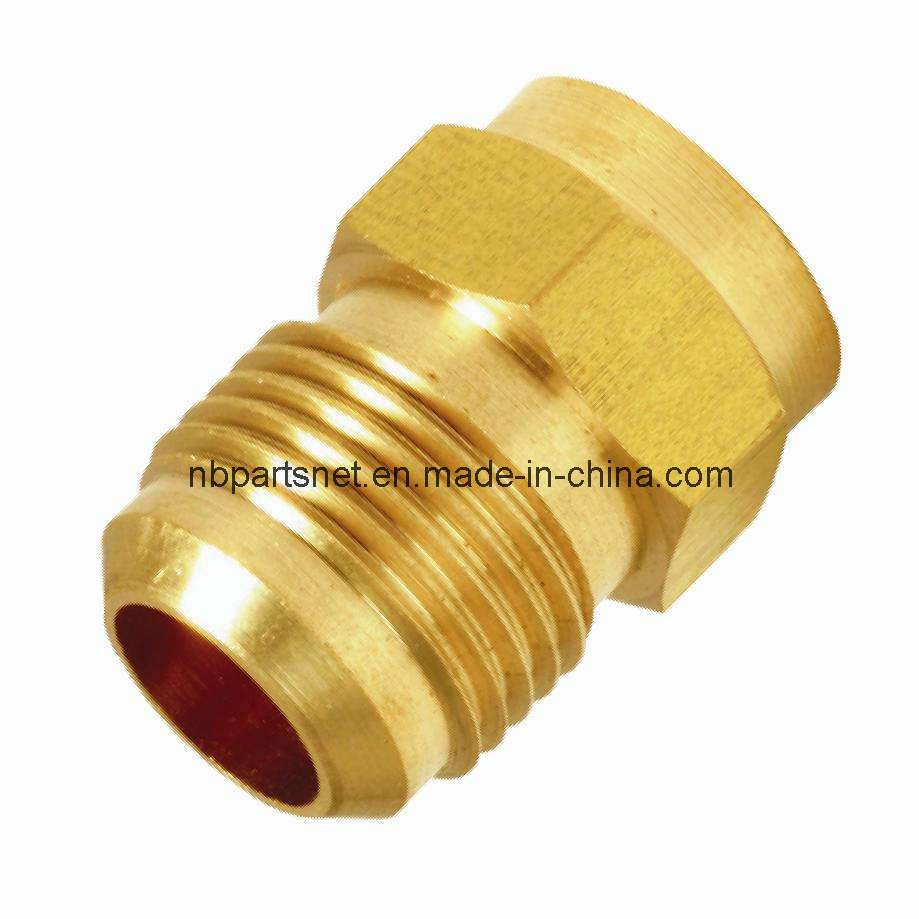 China flare solder union copper fitting