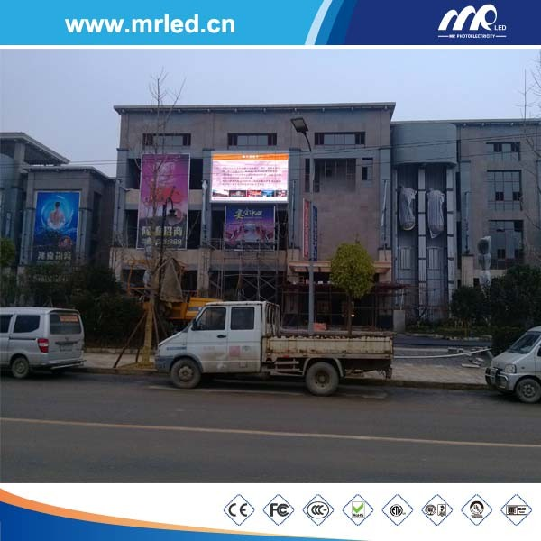 Mrled P10 Outdoor LED Display/LED Signs (CE, UL, ETL LED Board)