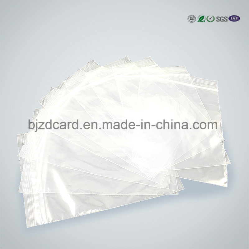 LDPE Plastic Type Medical Waste Bags