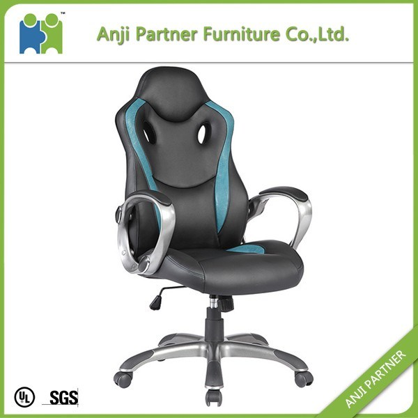 2016 Ergonomic Office Comfortable Leather Chair with Armrest (Michael)
