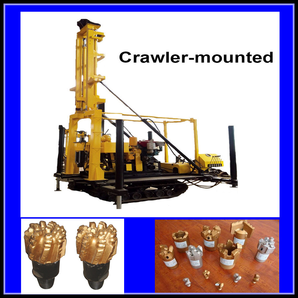 DTH Water Well Drilling Rig, Core Drill Rig and Engineering Drilling Rig