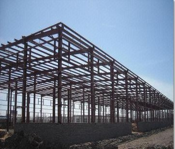 Low Cost Light Steel Shed for Warehouse