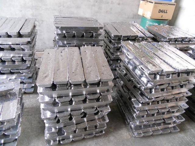 Lead Ingot 99.995% with SGS Approved