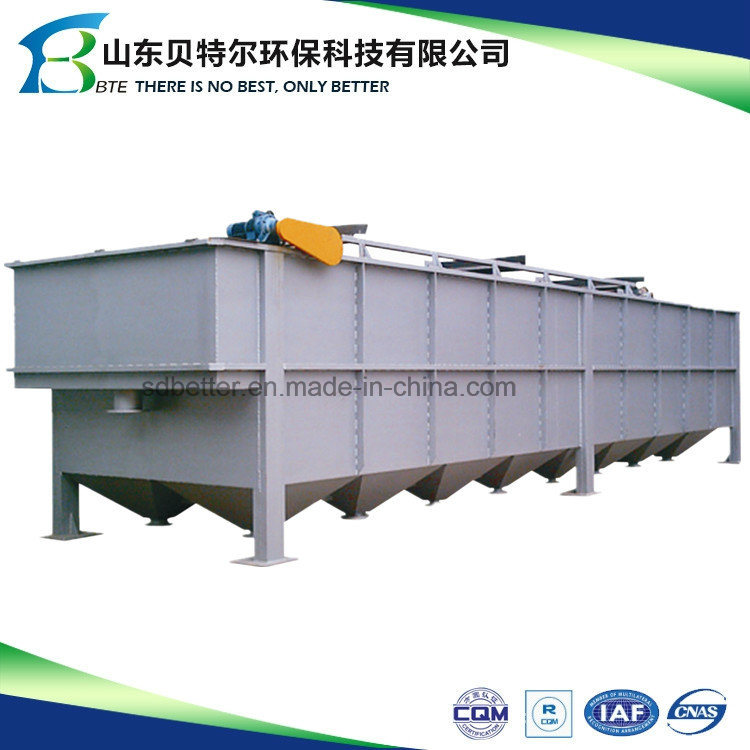 Professional Dissolved Air Flotation for Solid Liquid Separation (YW05-YW300)