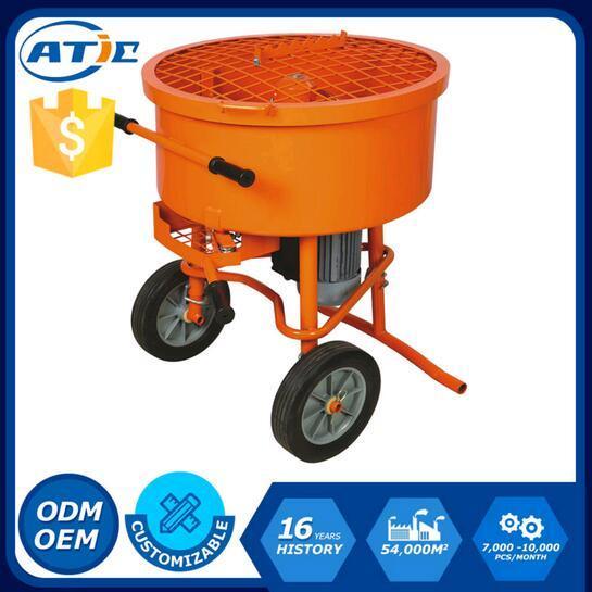 120L Portable Mortar Mixer