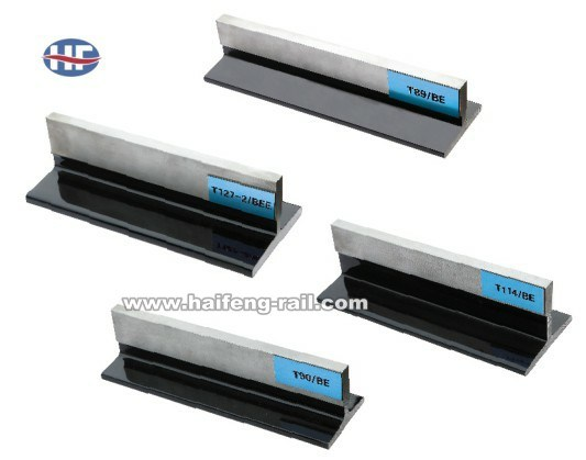 High Precision Elevator Guide Rail for Elevator Parts
