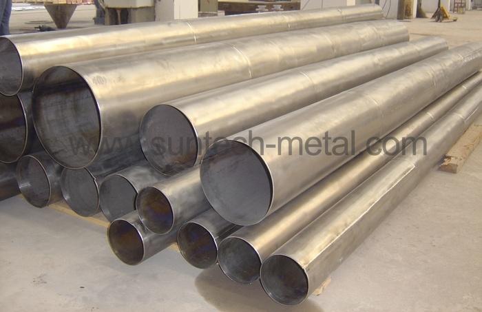Titanium Welded Pipe/Tube (W001)
