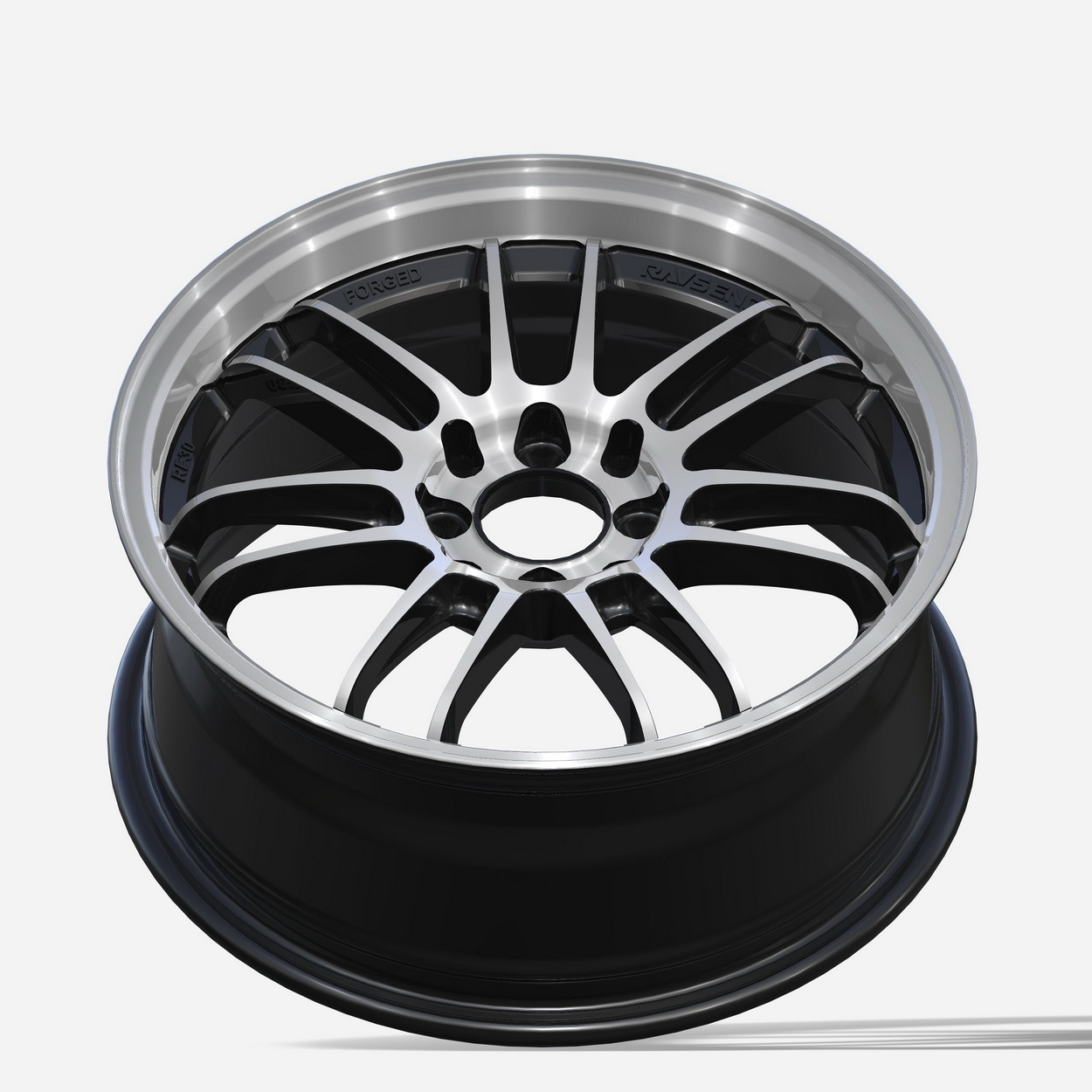 New Designs Hot Selling Car Alloy Wheel