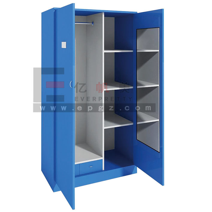 Top Quality Steel Wardrobe Cabinet Furniture for Office School