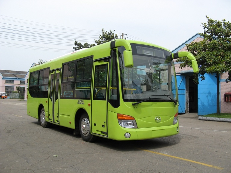 Huazhong Wh6830g1/G2 City Bus