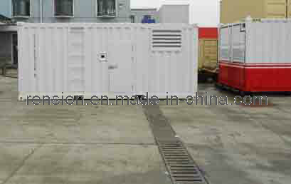 Electric Generator Container