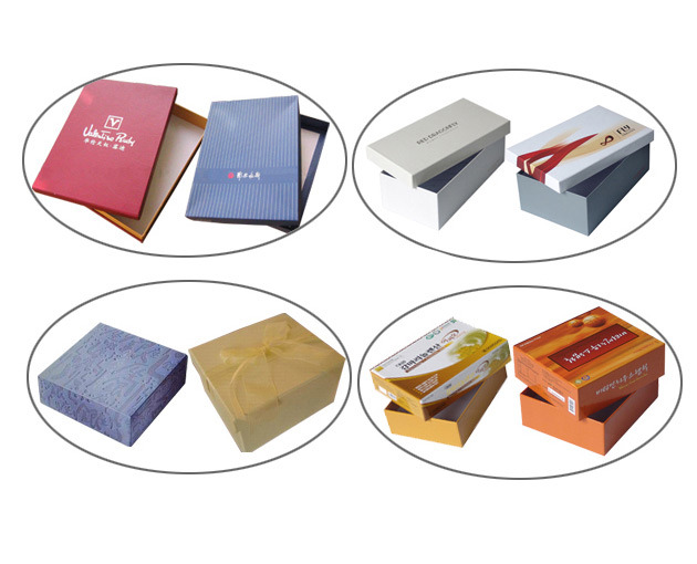Fully Automatic Packing Irregular Shoe Box, Gift Box, Cosmetic Box, Wine Box, Tea Box, Jewelry, Moon Cake Rigid Box Making Machine