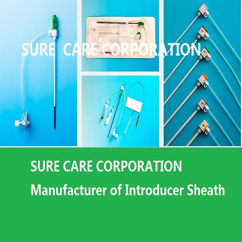 Medical Introducer Sheath Kit for Single Use