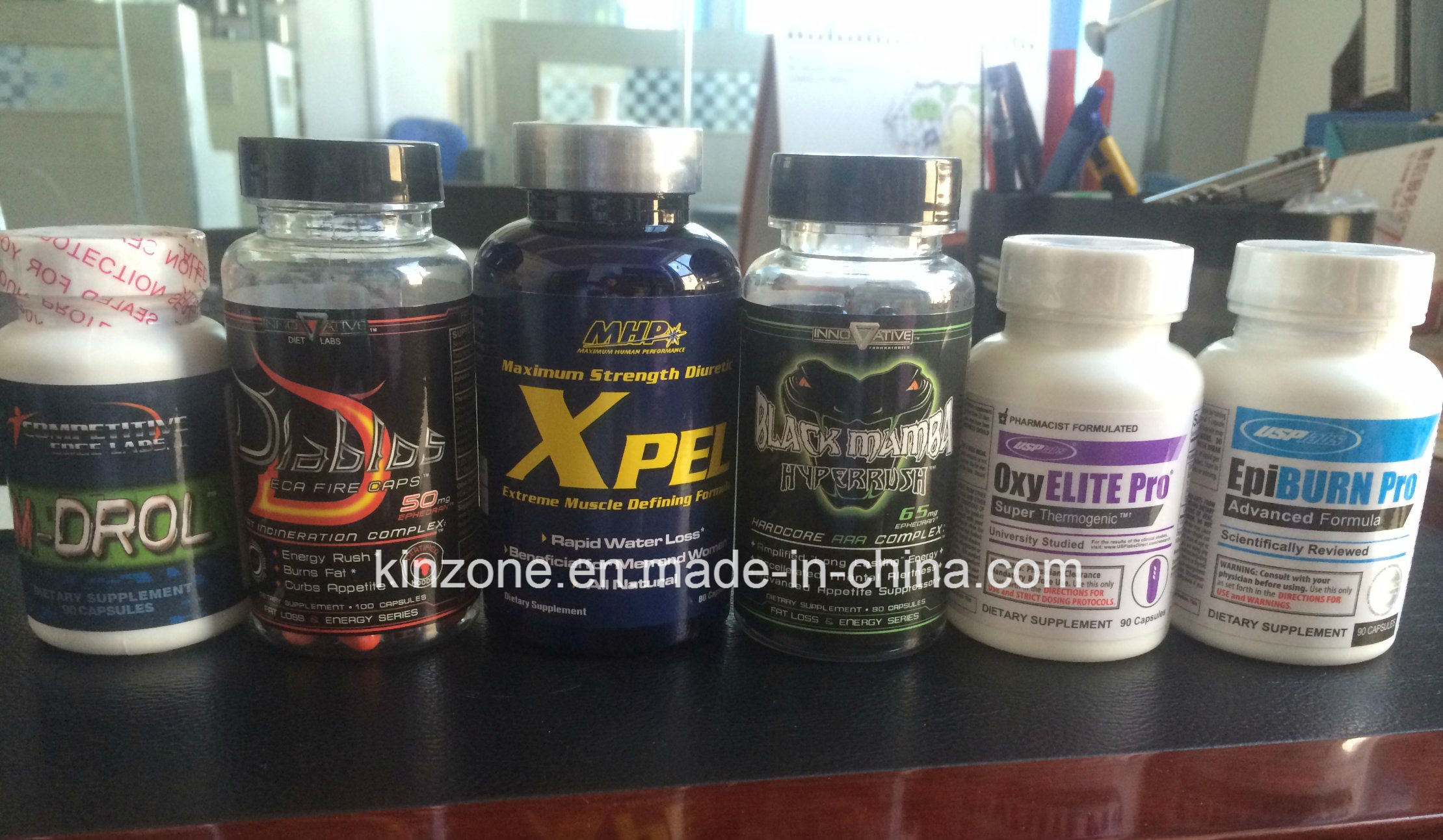 OEM Private Labes Slimming Product Weight Loss Capsules Oxy