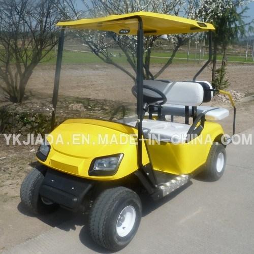 4 Seat Electric Sightseeing Kart (JD-GE501B)