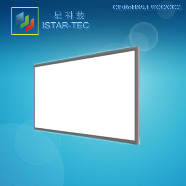 600X300 30W Flat Slim Square Pure White LED Panel Light