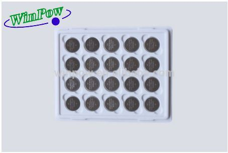Rechargeable Lir2032 Lithium Polymer Coin Cell Battery