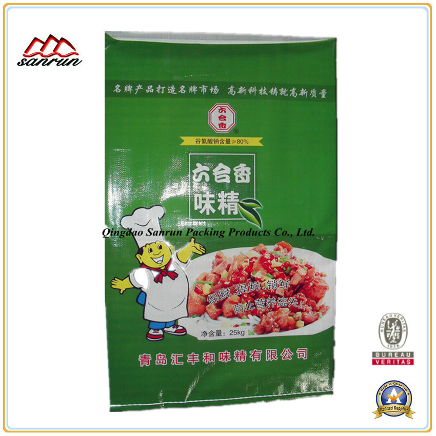 Laminated BOPP Film PP Woven Bag for Fertilizer/Food/Feed/Rice