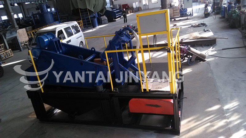 Cheap Sand Dewatering Machine Vibrating Screen