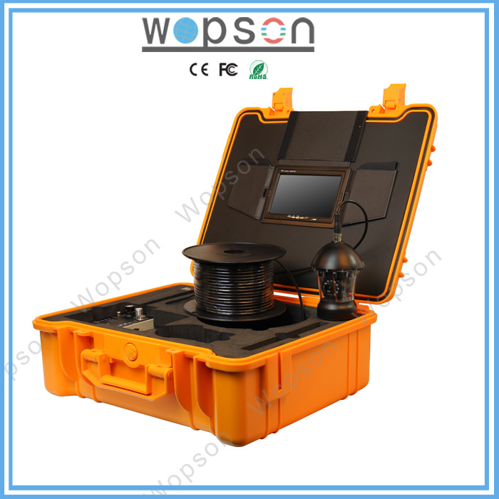 Portable 360 Degree Rotating Fish Finder with DVR