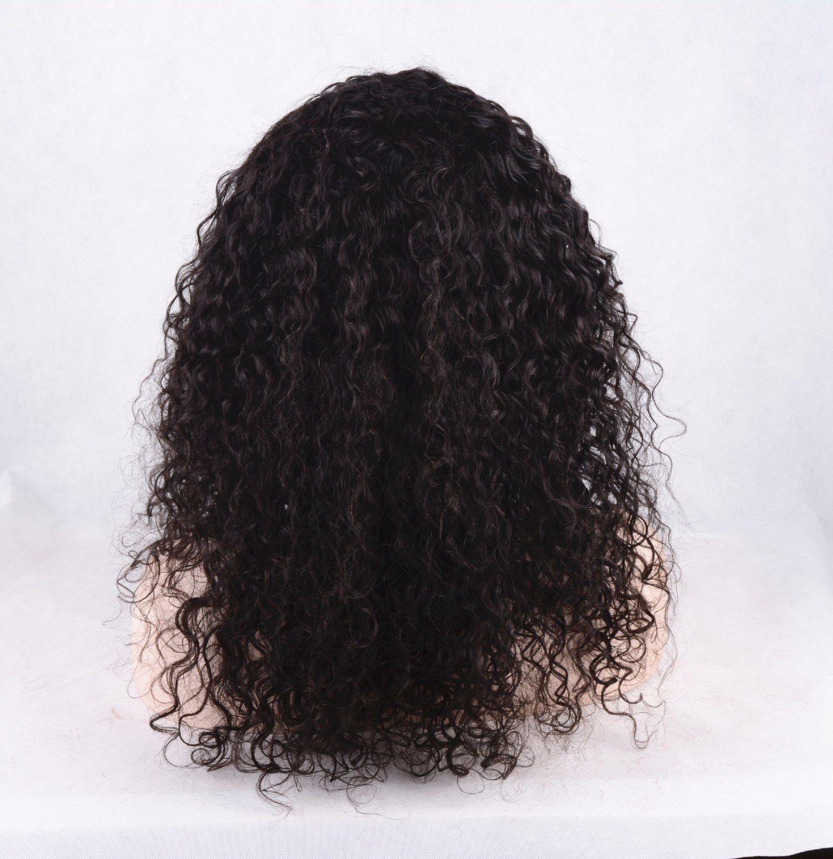 Full Lace Human Hair Hot Selling Type Beautiful Women Wig