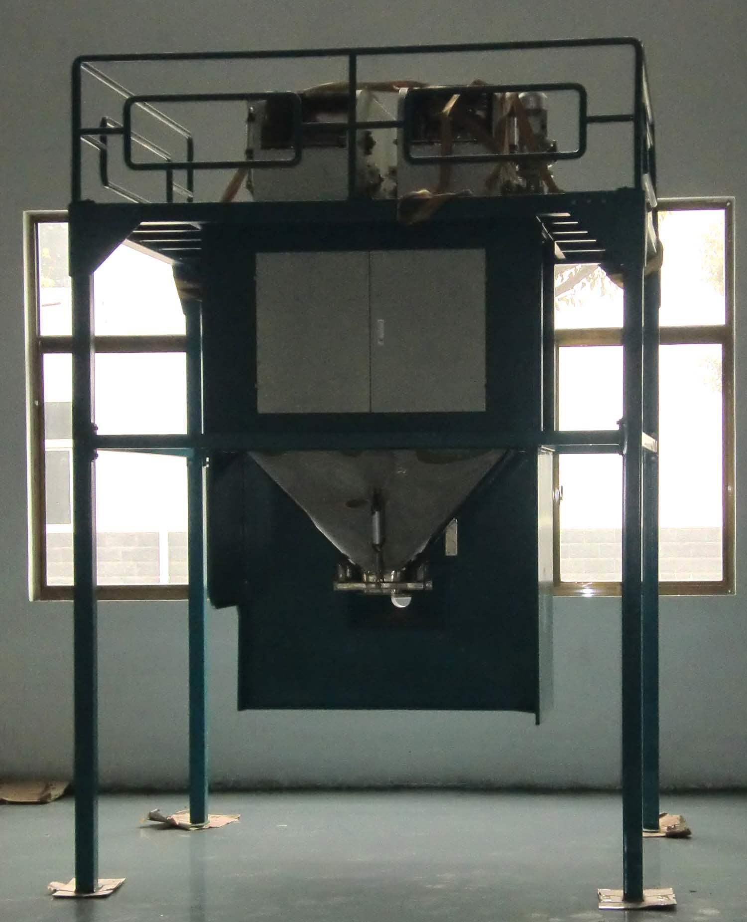 Fertilizer Weighing Packing Machine with Ce