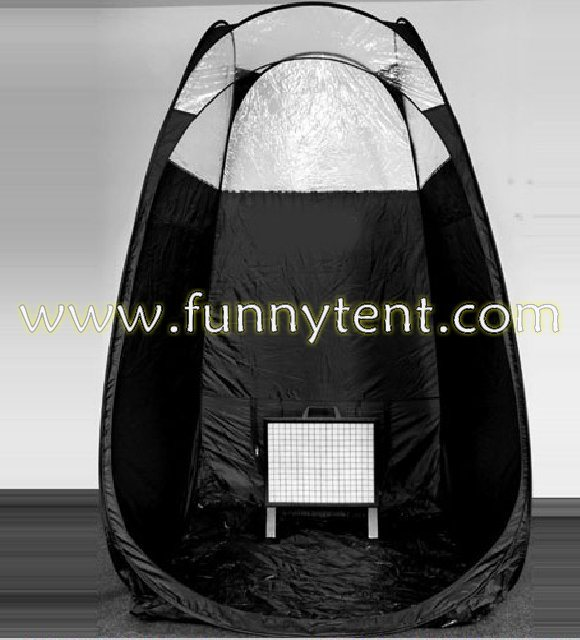 China Pop Up Spray Tanning Tent China Spray Tent