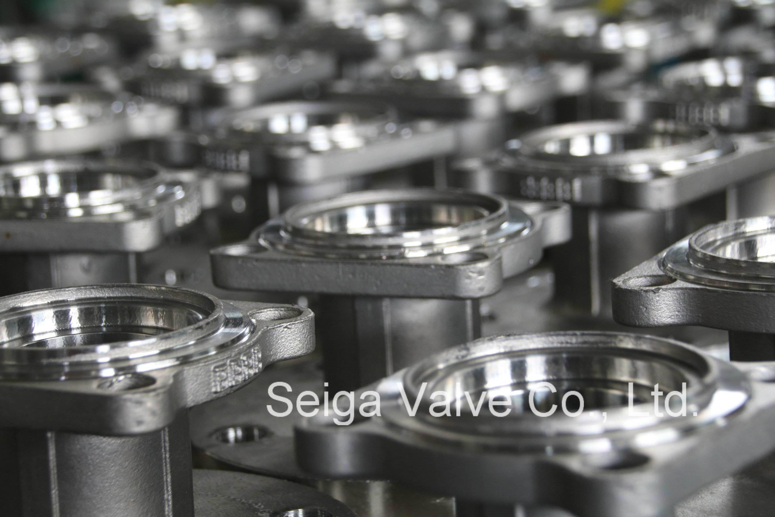 API Stainless Steel Flange Ball Valve